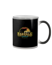 DADZILLA FATHER OF MONSTER1 Color Changing Mug thumbnail