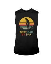 BEST DAD BY PAR GOLF Sleeveless Tee thumbnail