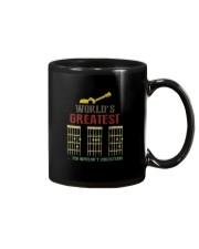 WORLD'S GREATEST GUITAR DAD Mug thumbnail
