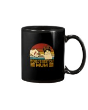 WORLD'S BEST CAT MUM Mug tile
