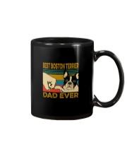 BEST BOSTON TERRIER DAD EVER Mug thumbnail