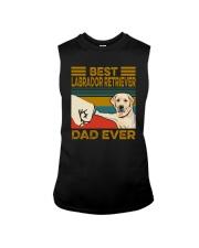 BEST Labrador Retriever DAD EVER Sleeveless Tee thumbnail