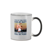 IF YOU RUB MY BUTT Color Changing Mug thumbnail
