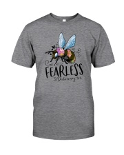 BEE FEARLESS Classic T-Shirt front