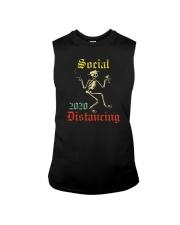 SOCIAL DISTANCING 2020 Sleeveless Tee thumbnail