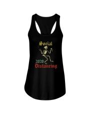 SOCIAL DISTANCING 2020 Ladies Flowy Tank thumbnail