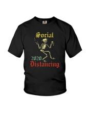 SOCIAL DISTANCING 2020 Youth T-Shirt thumbnail