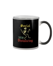SOCIAL DISTANCING 2020 Color Changing Mug thumbnail
