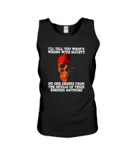 NO ONE DRINKS FROM THE SKULLS Unisex Tank thumbnail