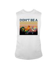 DON'T BE A COCK OR SUCKER Sleeveless Tee thumbnail