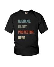 dad hero Youth T-Shirt thumbnail