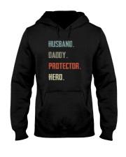 dad hero Hooded Sweatshirt thumbnail