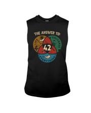 THE ANSWER TO 42 Sleeveless Tee thumbnail