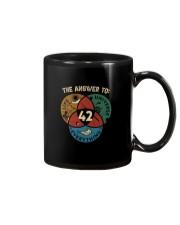 THE ANSWER TO 42 Mug thumbnail