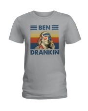 BEN DRANKIN Ladies T-Shirt tile