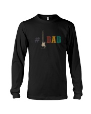 GUITAR DAD Long Sleeve Tee tile