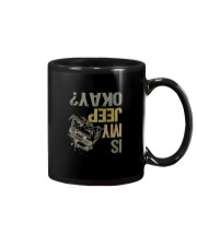 IS MY JEEP OKAY Mug thumbnail