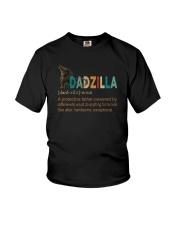 DADZILLA NOUN Youth T-Shirt thumbnail