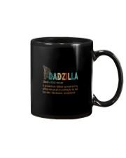 DADZILLA NOUN Mug thumbnail