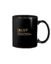 FAUNT NOUN Mug thumbnail
