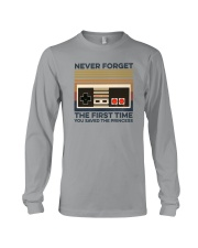 NEVER FORGET THE FIRST TIME Long Sleeve Tee thumbnail