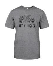 NOT A HUGGER CACTUS Classic T-Shirt front