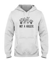 NOT A HUGGER CACTUS Hooded Sweatshirt thumbnail