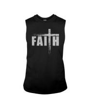 FAITH CROSS JESUS Sleeveless Tee thumbnail