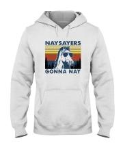 NAYSAYERS GONNA NAY Hooded Sweatshirt thumbnail