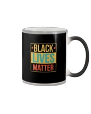 BLACK LIVES MATTER AFRICA 1 Color Changing Mug thumbnail