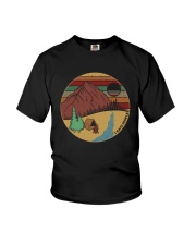 I HATE PEOPLE FUNNY CAMPING QUOTE FOR CAMPER Youth T-Shirt thumbnail