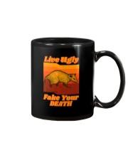 LIVEUGLY FAKE YOUR DEATH Mug thumbnail