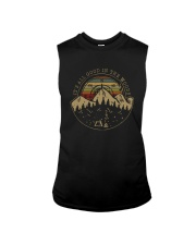 IT'S ALL GOOD IN THE WOODS Sleeveless Tee thumbnail