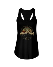 IT'S ALL GOOD IN THE WOODS Ladies Flowy Tank thumbnail