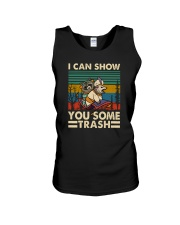 I CAN SHOW YOU SOME TRASH 2 Unisex Tank thumbnail