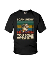 I CAN SHOW YOU SOME TRASH 2 Youth T-Shirt thumbnail