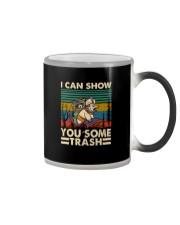 I CAN SHOW YOU SOME TRASH 2 Color Changing Mug thumbnail