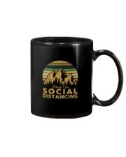 MADE FOR SOCIAL DISTANCING Mug thumbnail