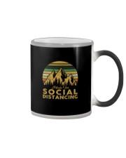 MADE FOR SOCIAL DISTANCING Color Changing Mug thumbnail