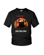 CH CH CH MEOW MEOW MEWO Youth T-Shirt thumbnail