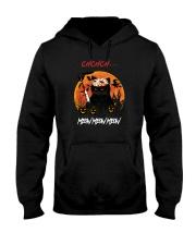 CH CH CH MEOW MEOW MEWO Hooded Sweatshirt thumbnail