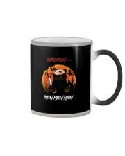 CH CH CH MEOW MEOW MEWO Color Changing Mug thumbnail