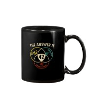 THE ANSWER IS 42 Mug thumbnail