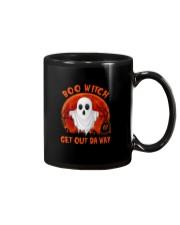 BOO WITCH GET OUT DA WAY Mug thumbnail