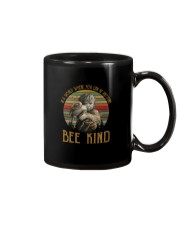IN A WORLD WHERE YOU CAN BE ANYTHING BEE KIND Mug thumbnail