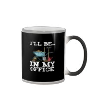 I'LL BE IN MY OFFICE Color Changing Mug thumbnail