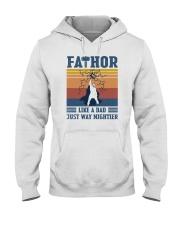 FATHOR FUNNY DAD Hooded Sweatshirt thumbnail