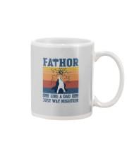 FATHOR FUNNY DAD Mug thumbnail