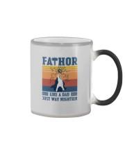 FATHOR FUNNY DAD Color Changing Mug thumbnail