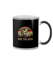 SAVE THE BEES Color Changing Mug thumbnail